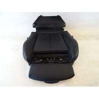 14 BMW F30 328i 328 seat cushion, bottom, left front 7295122 black