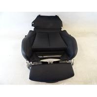 14 BMW F30 328i 328 seat cushion, bottom, right front 7295122 black