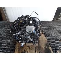 14 BMW F30 328i 328 engine, 2.0 4 cylinder