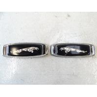 94 Jaguar XJS emblem set, fender, front