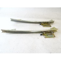 94 Jaguar XJS window tracks set, right front