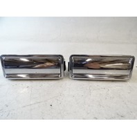 94 Jaguar XJS ashtray set, chrome BEC19018