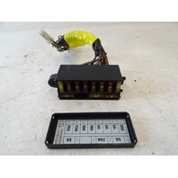 94 Jaguar XJS wiring harness, fuse relay box DAC11138