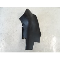 94 Jaguar XJS trim, interior, kick panel, right front, black
