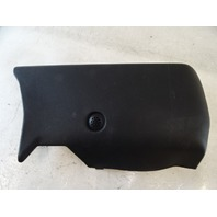 94 Jaguar XJS trim, interior, lower dash knee bolster, right front, balck BEC16670AEM