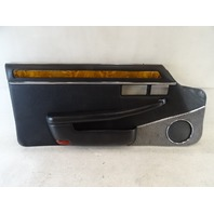 94 Jaguar XJS door panel, left front GHB1391BA black