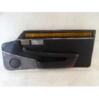 94 Jaguar XJS door panel, right front GHB1390BA black