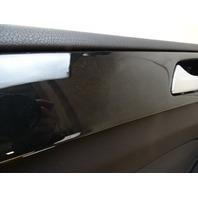 2017 Mercedes X166 GLS550 GL550 door panel, left rear, black
