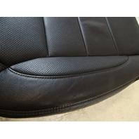 2017 Mercedes X166 GLS550 GL550 seat cushion, bottom, left front, black