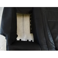 2017 Mercedes X166 GLS550 GL550 seat, 2nd row, back, left, black