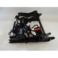 2017 Mercedes X166 GLS550 GL550 seat track and motors, right front 1622704x03