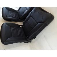 2017 Mercedes X166 GLS550 GL550 seats, third row, black