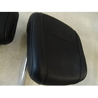 2017 Mercedes X166 GLS550 GL550 headrest set, 2nd row, black