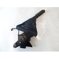 12 Mercedes W463 G550 G55 parking brake handle, black 4634270040