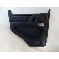 12 Mercedes W463 G550 G55 door panel, left rear 4637304551 black