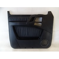 12 Mercedes W463 G550 G55 door panel, black, left front 4637201563