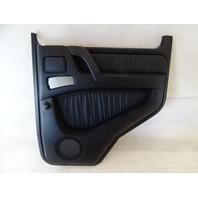 12 Mercedes W463 G550 G55 door panel, right rear 4637304651 black