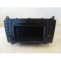 12 Mercedes W463 G550 G55 navigation display screen 4639005100