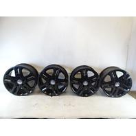 12 Mercedes W463 G550 wheel set, 7.5x18 ET43 4634012502