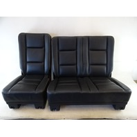 12 Mercedes W463 G550 G55 seats, rear, black
