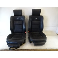 12 Mercedes W463 G550 G55 seats, front, black