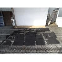 12 Mercedes W463 G550 G55 carpet, floor black