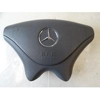 99 Mercedes R129 SL500 SL320 airbag, steering wheel, gray 1704600998