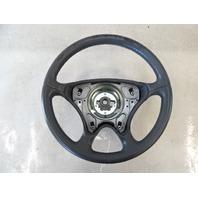 99 Mercedes R129 SL500 SL320 steering wheel, gray 1704600703