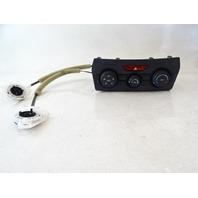 19 Subaru Crosstrek switch, heater a/c climate control 72311FL510 black