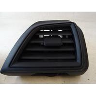 19 Subaru Crosstrek ac vent, dash, outer, right front 66110FL100 black