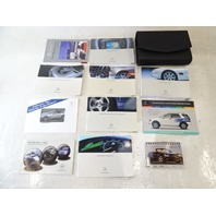 04 Mercedes R230 SL500 SL55 owners manual, with case 2305843782