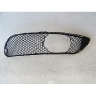 04 Mercedes R230 SL500 SL55 mesh grille, right, for front bumper 2308850253