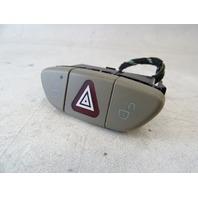 04 Mercedes R230 SL500 SL55 switch, door lock / hazard lights 2308213451 beige