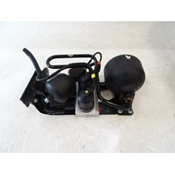 04 Mercedes R230 SL500 SL55 valve block, ABC suspension, rear 2203200358