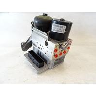 04 Mercedes R230 SL500 SL55 ABS pump, anti lock brake SBC, 0044319912