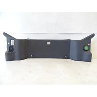 04 Mercedes R230 SL500 SL55 trim, luggage compartment trunk 2306902425
