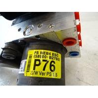 16 Kia Soul abs unit pump 58900-B2760
