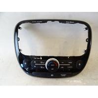 15 Kia Soul 2.0L switch, heater ac climate control 97250 97250-B2GS0CA black