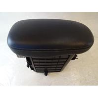 15 Kia Soul 2.0L center console armrest storage, leather 84660-B2000 84634-B2000 black