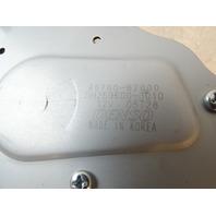 15 Kia Soul 2.0L window motor, rear gate 98700-B2000
