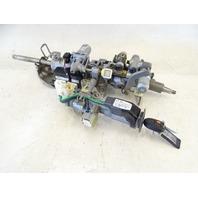 04 Lexus GX470 steering column, w/ ignition switch 45810-60010 89227-60050 w/ key