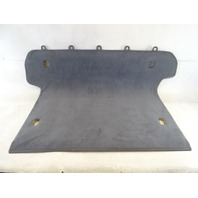 04 Lexus GX470 carpet, rear,  w/ out 3rd row 58570-60810-B0 gray