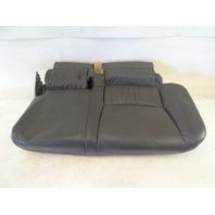04 Lexus GX470 seat cushion, bottom, 2nd row, left, gray