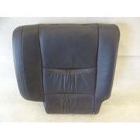 04 Lexus GX470 seat cushion, back, 2nd row, right, gray