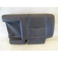 04 Lexus GX470 seat cushion, back, 2nd row, left, gray