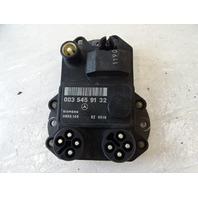 90 Mercedes W126 420SEL 560SEL module, EZL ignition control 0035459132