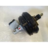 90 Mercedes W126 420SEL 560SEL brake booster and master cylinder 0034302230