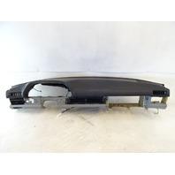 90 Mercedes W126 420SEL 560SEL dashboard, black/gray