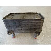 05 Porsche Cayenne 955 Turbo engine, oil cooler 94810727603 93017 behr