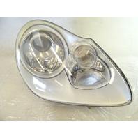 05 Porsche Cayenne 955 Turbo lamp, headlight right 7L5941006BB xenon 95563115451